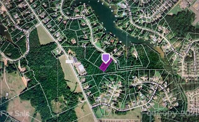 LOT # 4 Patternote Road #4, Mooresville, NC 28117 (#3737088) :: The Premier Team at RE/MAX Executive Realty