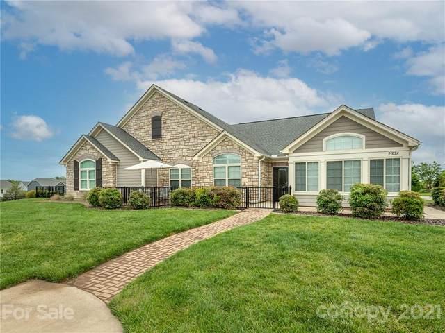 2308 Villa Oaks Court 16B, Gastonia, NC 28054 (#3737100) :: Ann Rudd Group
