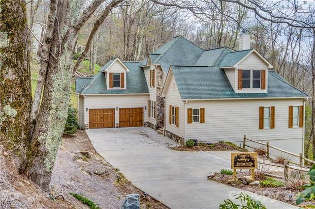1244 Presidential Drive, Waynesville, NC 28786 (#3737122) :: Homes with Keeley | RE/MAX Executive