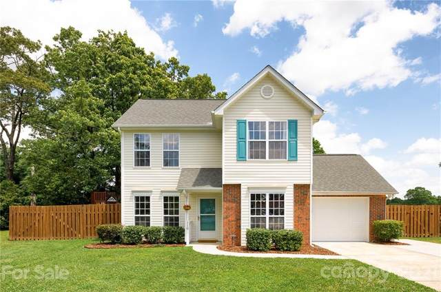 110 Penrose Court, Indian Trail, NC 28079 (#3737152) :: Rowena Patton's All-Star Powerhouse