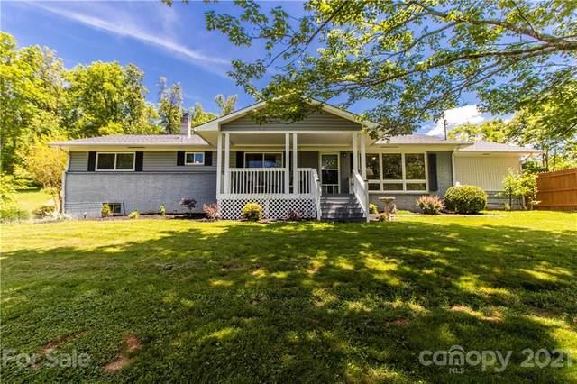 30 Eller Cove Road, Weaverville, NC 28787 (#3737173) :: Modern Mountain Real Estate