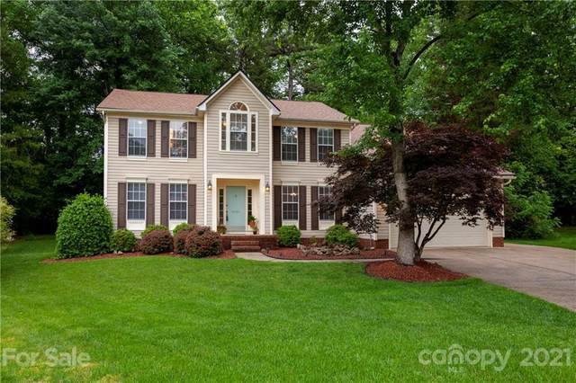 8600 Harmony Bridge Place, Charlotte, NC 28216 (#3737180) :: Stephen Cooley Real Estate Group