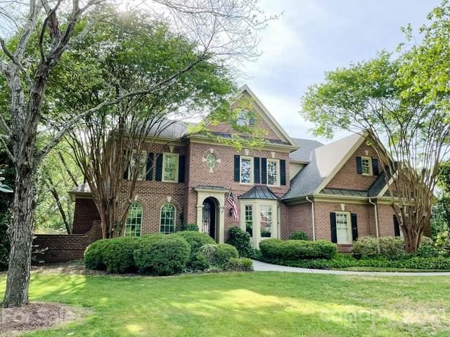 12717 Long Cove Drive, Charlotte, NC 28277 (#3737259) :: Johnson Property Group - Keller Williams
