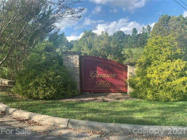 60 Gracie Lane #20, Weaverville, NC 28787 (#3737281) :: Keller Williams Professionals