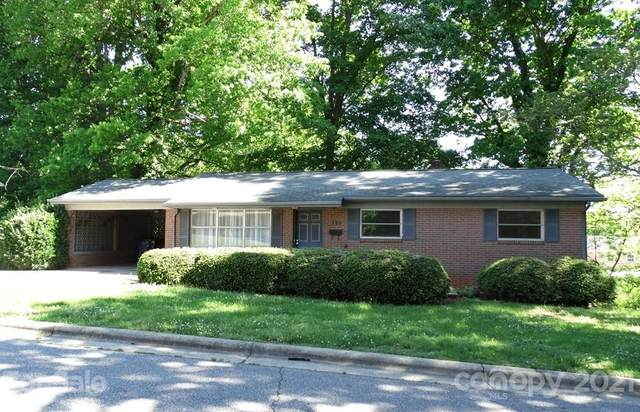 119 21st Avenue NE, Hickory, NC 28601 (#3737284) :: Johnson Property Group - Keller Williams