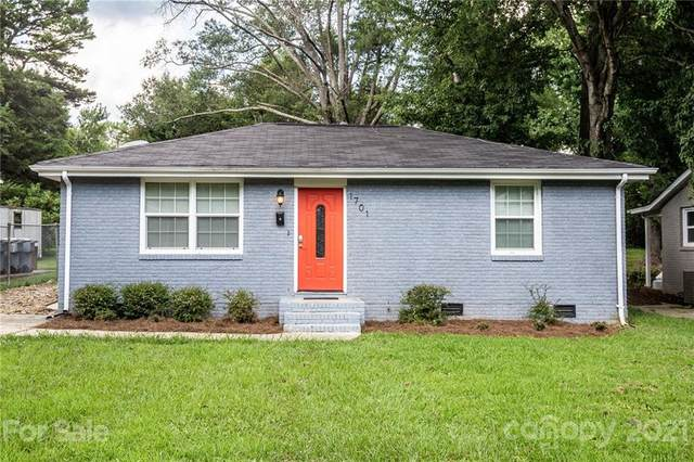 1701 Finchley Drive #12, Charlotte, NC 28215 (#3737351) :: High Performance Real Estate Advisors