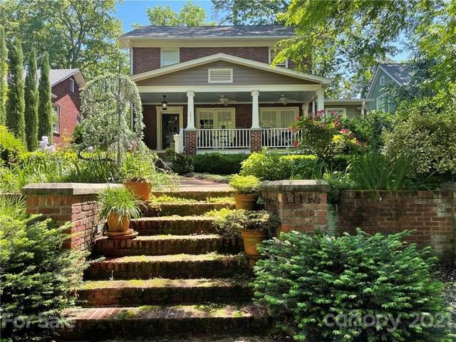 1714 Tippah Avenue, Charlotte, NC 28205 (#3737380) :: Willow Oak, REALTORS®