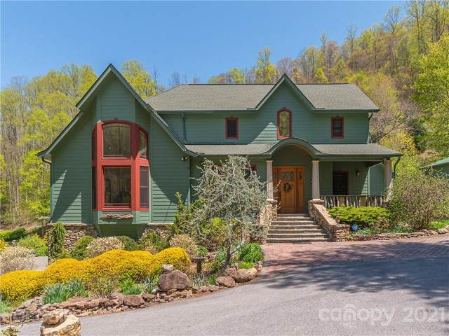 122 Jump Cove Road, Weaverville, NC 28787 (#3737382) :: MOVE Asheville Realty