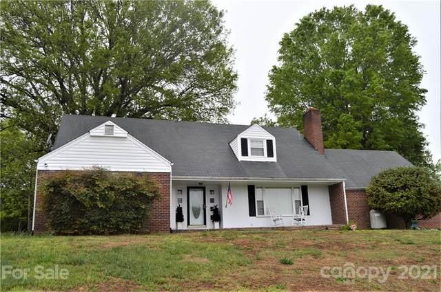 819 Ridgecrest Drive, Lenoir, NC 28645 (#3737387) :: MartinGroup Properties