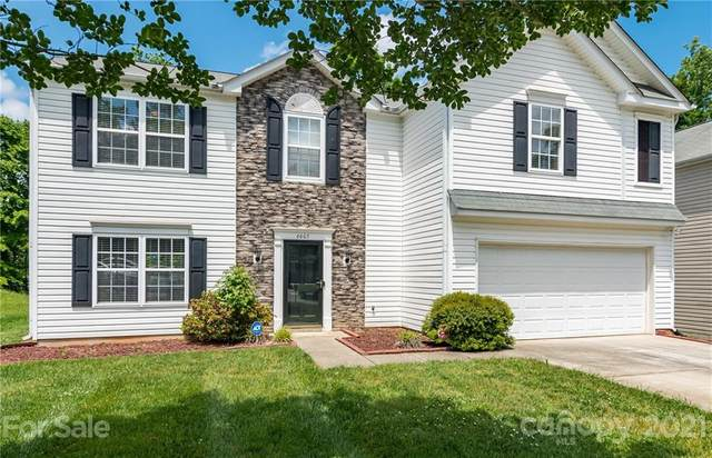 6605 Forest Cross Drive, Charlotte, NC 28216 (#3737440) :: Stephen Cooley Real Estate Group