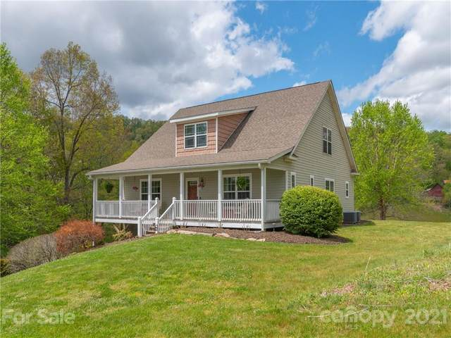 56 Porters Ridge, Canton, NC 28716 (#3737482) :: Rowena Patton's All-Star Powerhouse