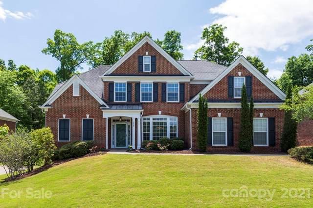 528 Willow Brook Drive, Matthews, NC 28105 (#3737497) :: Carver Pressley, REALTORS®