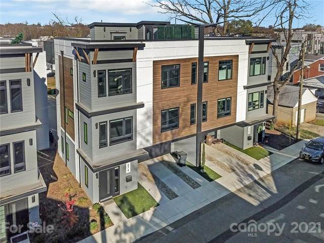 374 Mcninch Street, Charlotte, NC 28202 (#3737509) :: Homes with Keeley | RE/MAX Executive