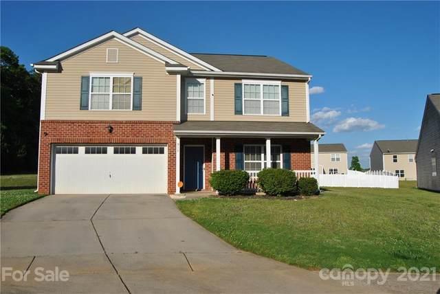 910 Sweetgum Street, Gastonia, NC 28054 (#3737528) :: Besecker Homes Team