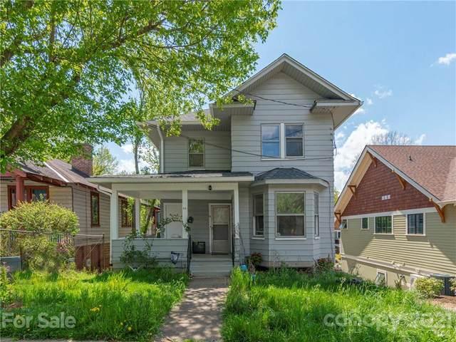 66 Flint Street, Asheville, NC 28801 (#3737540) :: Carlyle Properties
