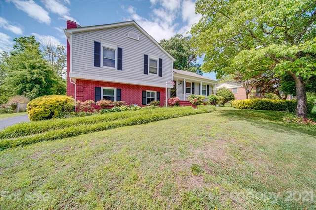 7400 Middlebury Place, Charlotte, NC 28212 (#3737551) :: BluAxis Realty
