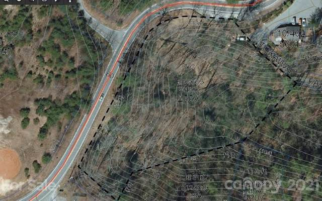 Lot 5C Toxaway Falls Drive 5C, Lake Toxaway, NC 28747 (#3737585) :: Homes with Keeley | RE/MAX Executive