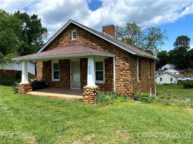 613 Salem Road, Morganton, NC 28655 (#3737599) :: Exit Realty Vistas