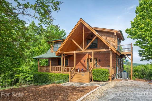 632 Grandview Peaks Drive, Nebo, NC 28761 (#3737607) :: Willow Oak, REALTORS®