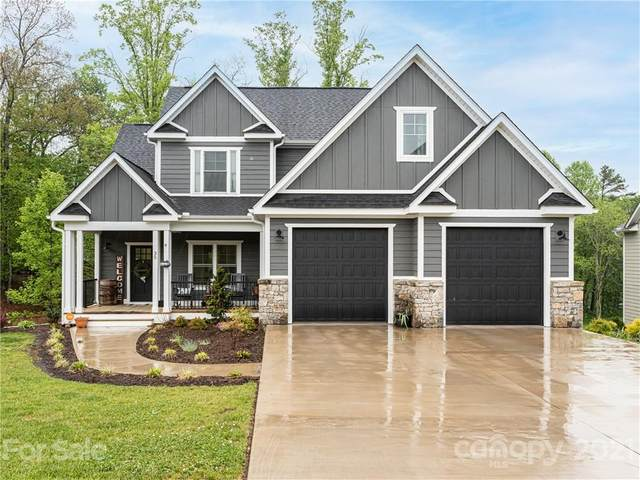 35 Willow Bend Drive, Candler, NC 28715 (#3737647) :: MOVE Asheville Realty
