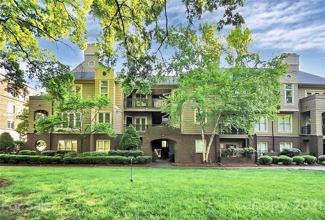 1109 E Morehead Street #3, Charlotte, NC 28204 (#3737750) :: Puma & Associates Realty Inc.
