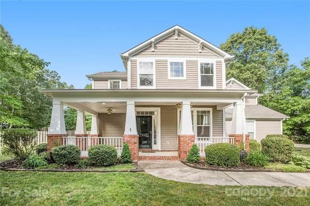 1229 Hardwood Drive, Wesley Chapel, NC 28104 (#3737795) :: Besecker Homes Team