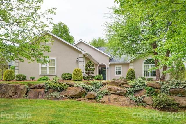 2 Stonebridge Drive #46, Asheville, NC 28805 (#3737822) :: BluAxis Realty