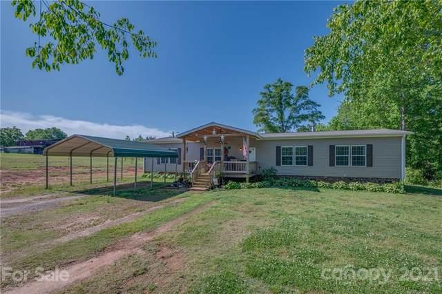 145 Mac Road, Mooresboro, NC 28114 (#3737842) :: Cloninger Properties