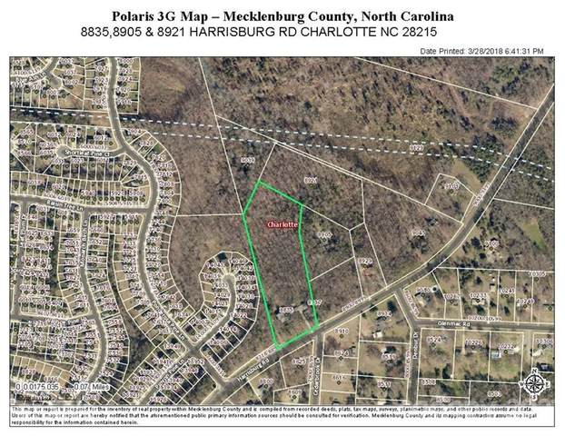 8835, 8905 & 8951 Harrisburg Road, Charlotte, NC 28215 (#3737845) :: Cloninger Properties