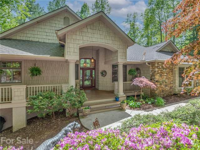 157 Chattooga Run, Hendersonville, NC 28739 (#3737856) :: The Premier Team at RE/MAX Executive Realty