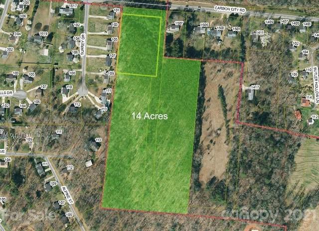 VL Carbon City Road, Morganton, NC 28655 (#3737865) :: Exit Realty Vistas