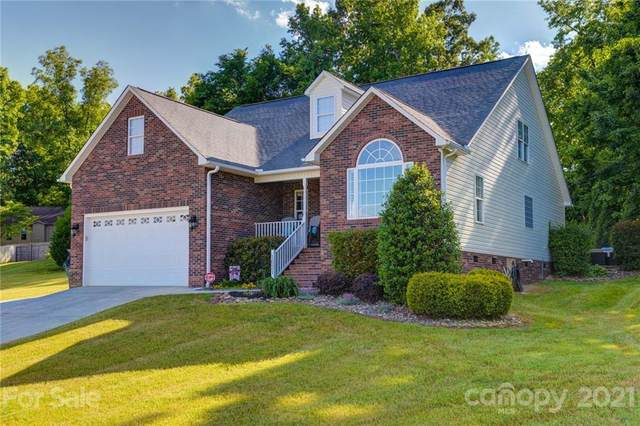 1621 Secret Garden Court, Salisbury, NC 28146 (#3737867) :: Willow Oak, REALTORS®