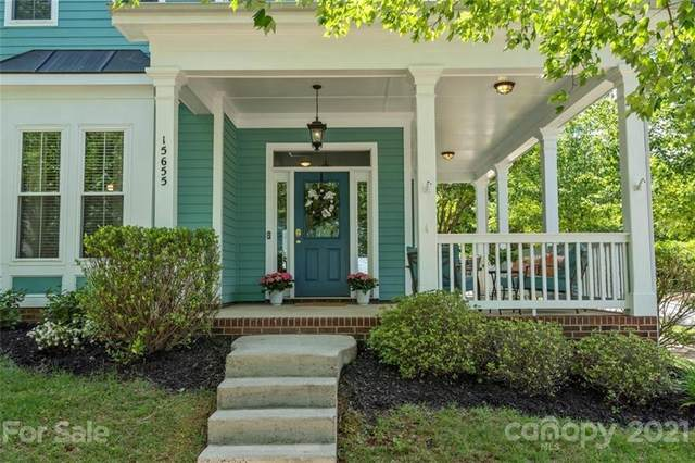 15655 Taviston Street, Huntersville, NC 28078 (#3737871) :: Cloninger Properties