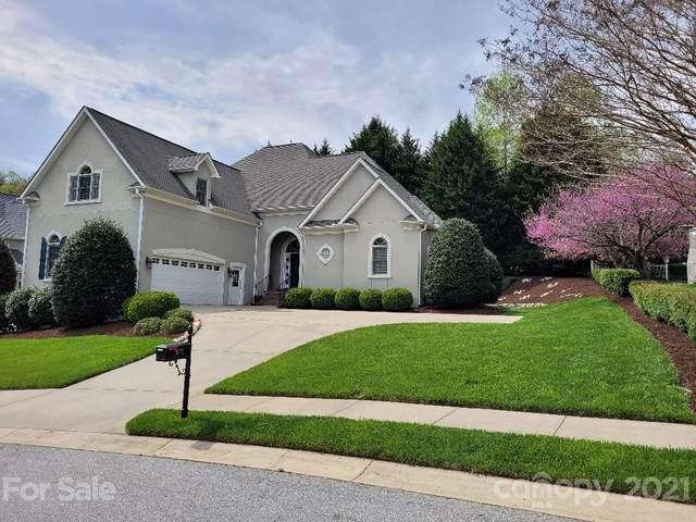475 Mistletoe Trail, Hendersonville, NC 28791 (#3737950) :: Keller Williams Professionals