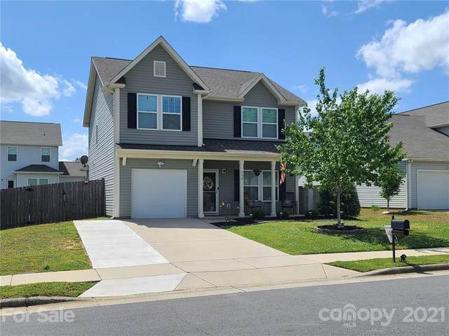 504 Landis Oak Way, Landis, NC 28088 (#3737955) :: Willow Oak, REALTORS®