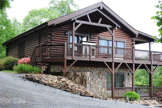 171 Sally Gap Road, Old Fort, NC 28762 (#3737997) :: MartinGroup Properties