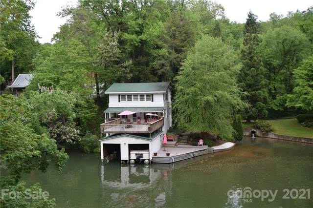 2014 Memorial Highway, Lake Lure, NC 28746 (#3738040) :: BluAxis Realty