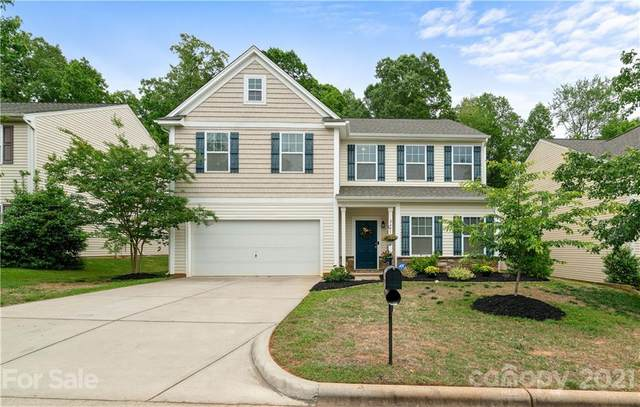 2641 Andes Drive, Statesville, NC 28625 (#3738045) :: Mossy Oak Properties Land and Luxury