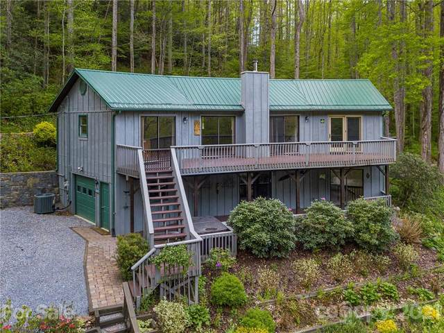 74 Rushing Creek Cove, Clyde, NC 28721 (#3738093) :: Cloninger Properties