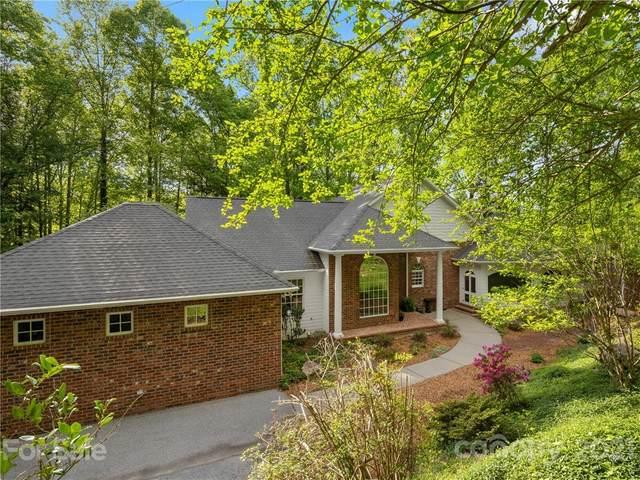 135 Connemara Overlook Drive, Hendersonville, NC 28739 (#3738127) :: Willow Oak, REALTORS®