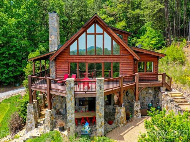 156 Cozy Lane, Lake Lure, NC 28746 (#3738167) :: Cloninger Properties