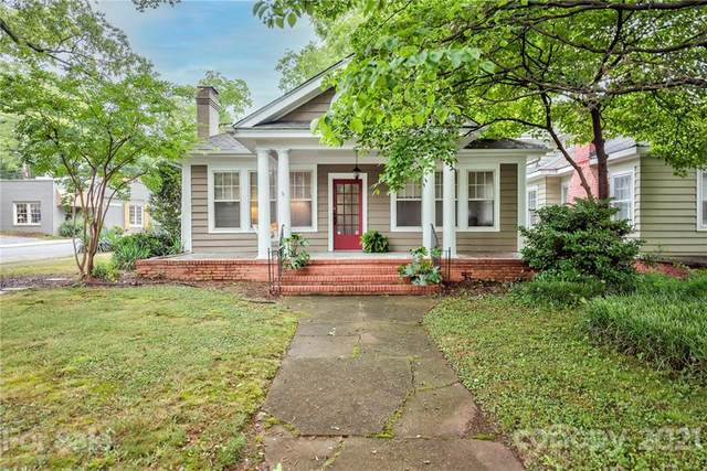 1955 8th Street, Charlotte, NC 28204 (#3738191) :: Odell Realty