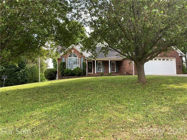 1745 Old Mill Road, Lincolnton, NC 28092 (#3738196) :: The Allen Team