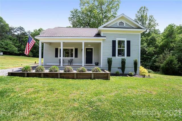 1191 E Monbo Road, Statesville, NC 28677 (#3738201) :: Homes Charlotte