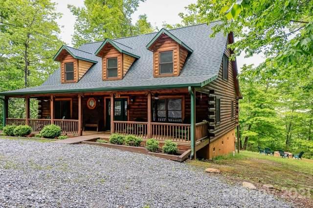 283 Weaver Lane, Lake Lure, NC 28746 (#3738209) :: Stephen Cooley Real Estate Group