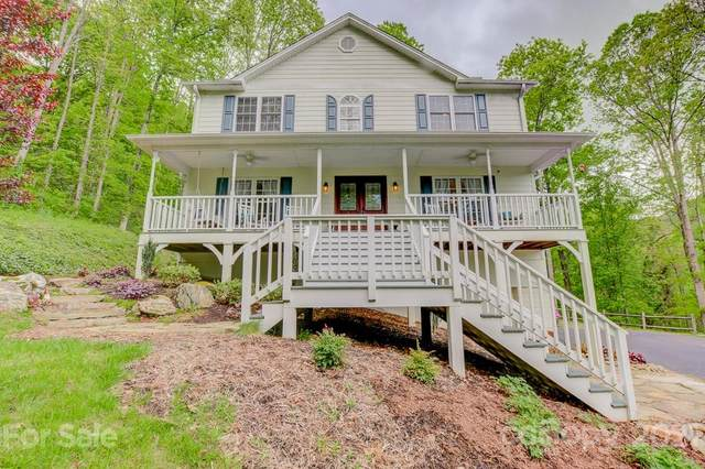 51 Sugar Hill Drive #11, Weaverville, NC 28787 (#3738241) :: Keller Williams Professionals