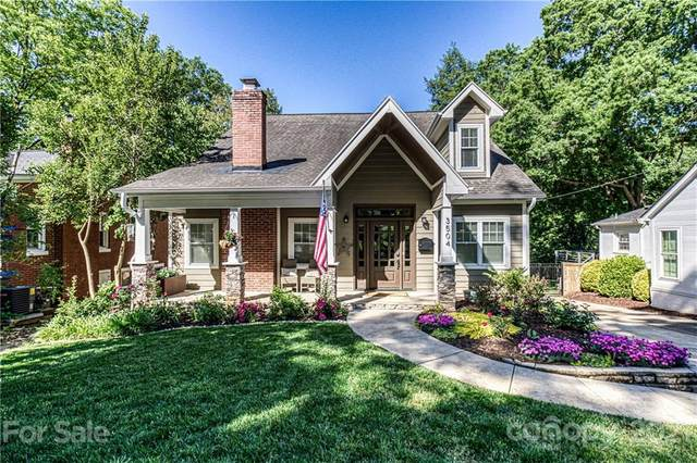 3504 Commonwealth Avenue, Charlotte, NC 28205 (#3738249) :: LKN Elite Realty Group   eXp Realty