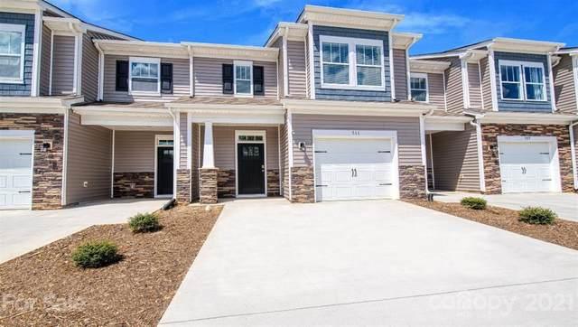 511 Big Sur Loop #113, Asheville, NC 28806 (#3738255) :: Modern Mountain Real Estate