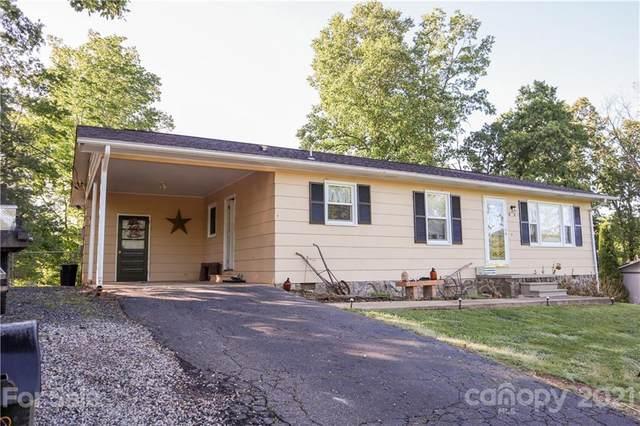 280 Griggs Road, Old Fort, NC 28762 (#3738261) :: MartinGroup Properties