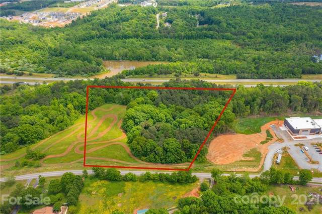 Lot 1 St James Church Road #1, Denver, NC 28037 (#3738279) :: BluAxis Realty
